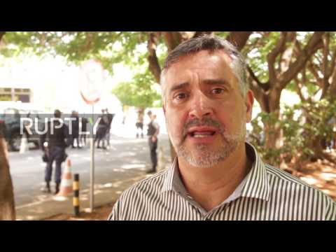 Brazil: Former President Lula appears in court on corruption charges