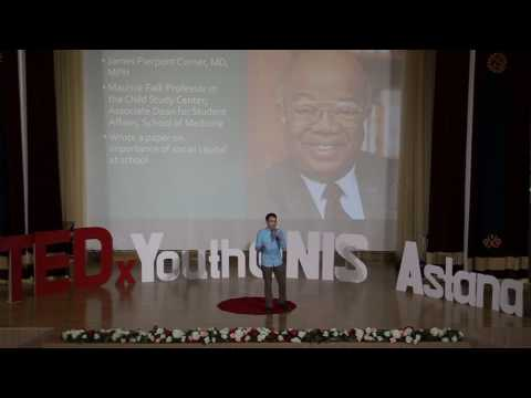 Social capital in school | Adil Taskimbayev | TEDxYouth@NISAstana