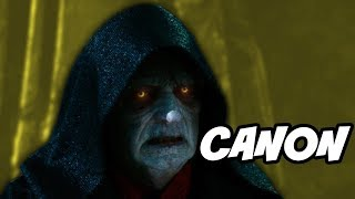 How Palpatine Survived The Fall from Vader FINALLY REVEALED in CANON