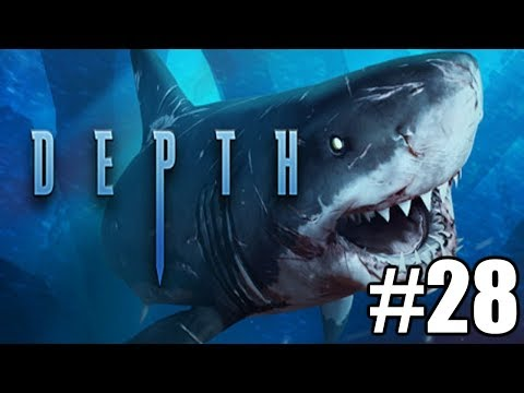 The FGN Crew Plays: Depth #28 - Clutch Or Kick
