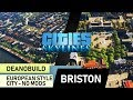 European Style City - No Mods | Walk Through Tour - Under Construction | Cities Skylines | 2018