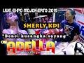 OM ADELLA Benci kusangka sayang - SHERLY KDI - Full cak Nophie kendang - live Expo Mojokerto 2019