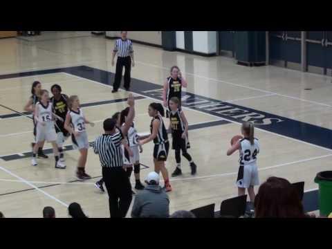 Franklin Regional Tournament North Allegheny 7A vs  Greensburg Central Catholic February 4, 2017