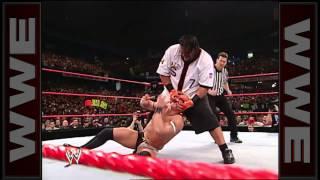 Umaga & Rosey vs. Mr. Anderson & Dino Bambino