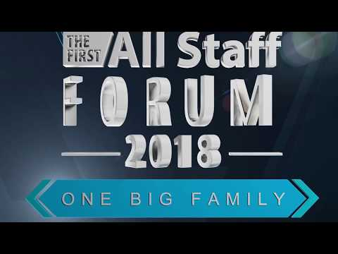 All Staff Forum 2018