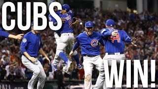 WATCH IN VR: CHICAGO CUBS WIN WORLD SERIES