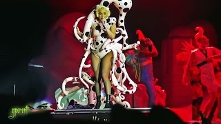 """Paparazzi-Do What U Want"" Lady Gaga- ARTPOP Ball tour-Milano-by Perentin Giuliano"