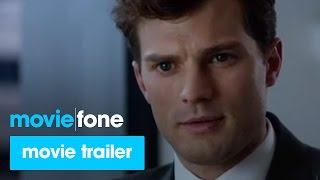 'Fifty Shades of Grey' Trailer (2015): Dakota Johnson, Jamie Dornan