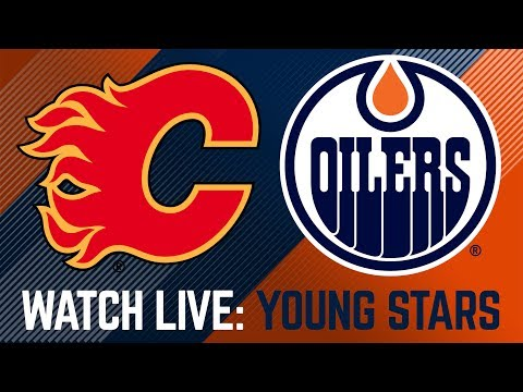 ARCHIVE | Oilers vs. Flames - 2017 Young Stars