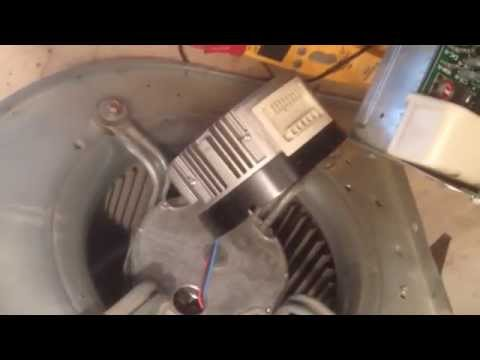 ECM Motor Replacement Troubleshooting YouTube