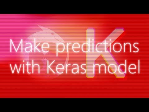 Make predictions with an artificial neural network using Keras