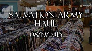 ebay Haul Video #12 - 08/19/15 | Elvis Presley, Orvis, Stafford NWT & More!