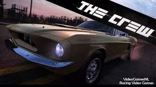 The Crew | 1967 Shelby GT500 Gameplay - Test Drive (PS4 & Xbox One) [HD]