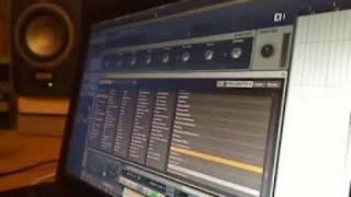 P8_2 - Baut Melodie - Trackproduktion mit Florian Meindl @ Berlin Mitte Institut 09.11.2009