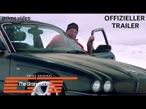 The Grand Tour Staffel 2 | Offizieller Trailer | PRIME Video