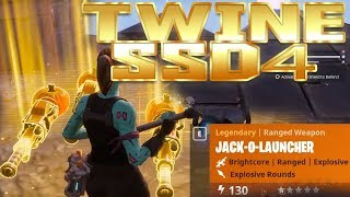 Fortnite | Twine Peaks Storm Shield Defense 4 | 88 pwl with Zarmothdc and Bàch