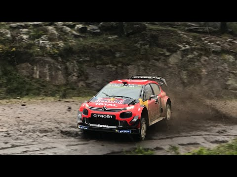 Citroën C3 WRC - Rally Argentina & Chile 2019 Tests - Sébastien Ogier / Julien Ingrassia (HD)