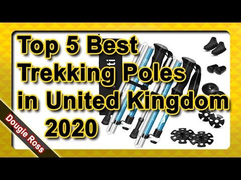 Top 5 Best Trekking Poles in United Kingdom 2020 Must see