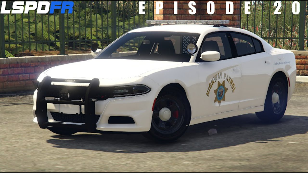 Gta 5 - Lspdfr - Episode 20 - Dodge Charger / California Highway ...