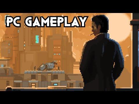 Lacuna – A Sci-Fi Noir Adventure | PC Gameplay |