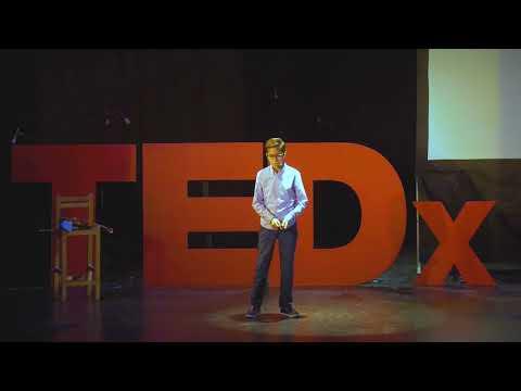 La importancia de la música en la educación | Rodrigo Rivera Alanis | TEDxYouth@CVF