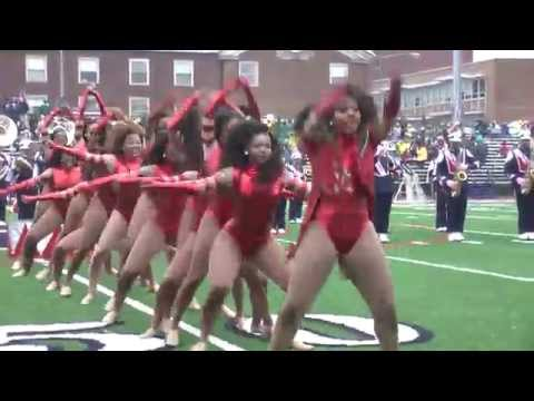 Ooh La La Dancers homecoming 2015 HU Howard University