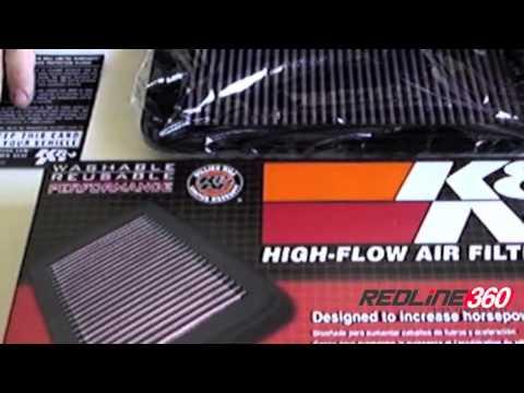 33-2300 K/&N Air Filter Scion FR-S,tC,BRZ