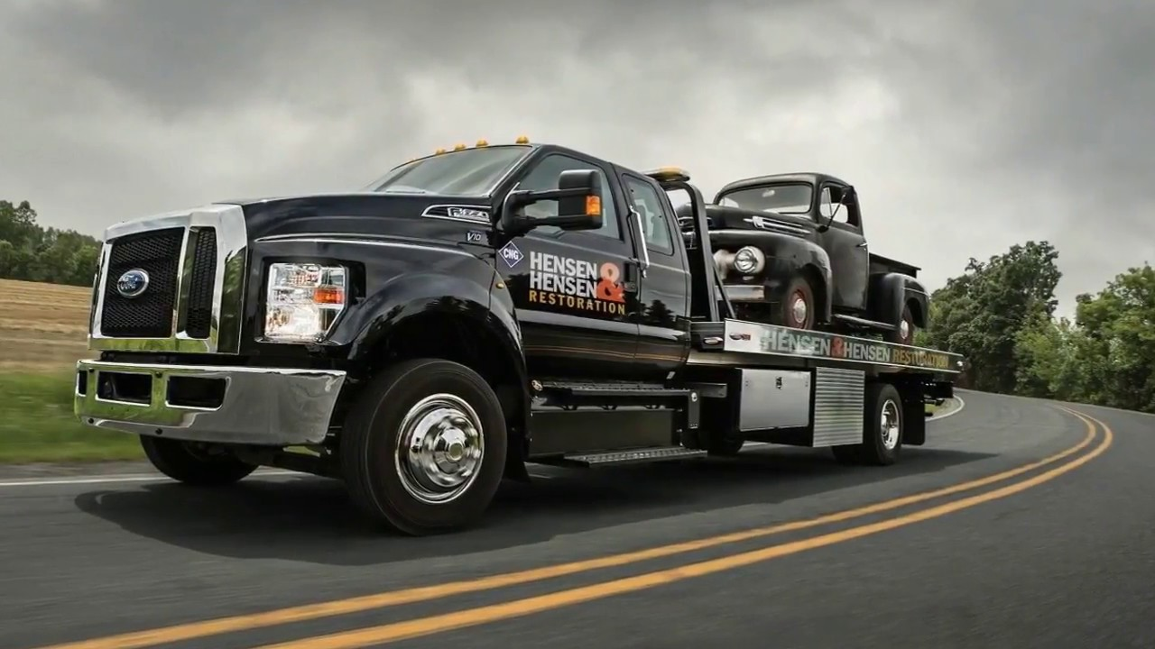 2018 All News Ford F 650 Super Truck | Top Interior And Exterior Features Idea