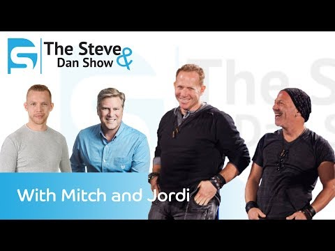The Steve & Dan Show - Episode 24 (With Mitch and Jordi)