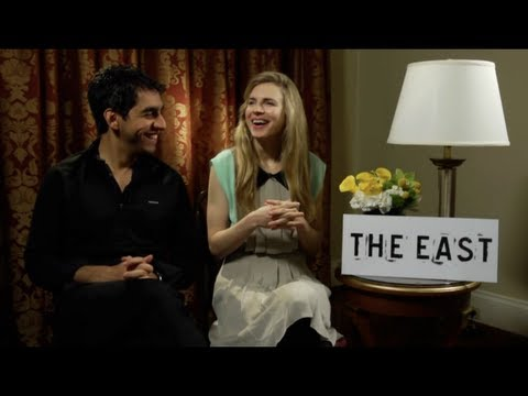 THE EAST : Brit Marling and Zal Batmanglij Director