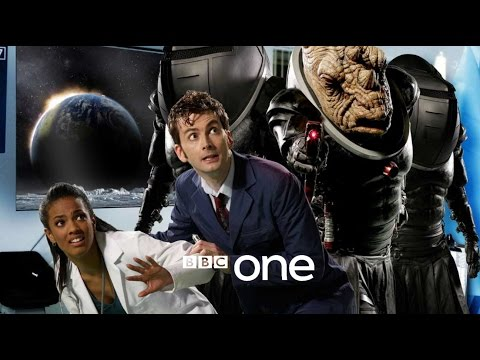 Doctor Who: Smith and Jones - BBC One Trailer