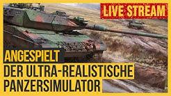 Macht soviel Realität Spaß? Der Panzersimulator Steel Beasts Pro PE zum ersten Mal gespielt!