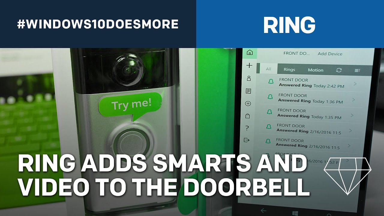 Windows 10 Gems: Make your door smart with Ring | Windows Central