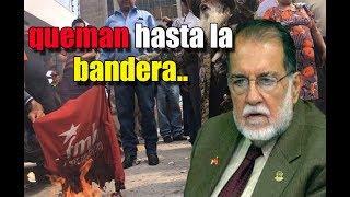 Rechazan al FMLN rotundamente