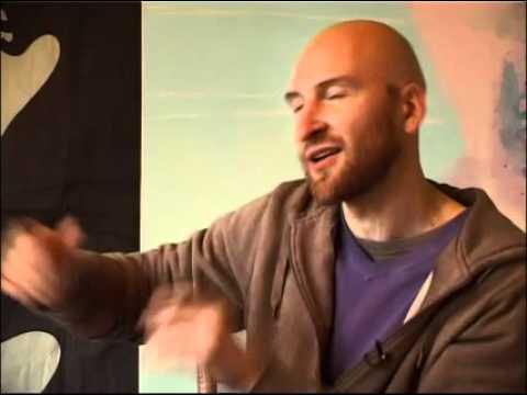 "TV SHOW ""ART STUDIJA"" 2011. Interview with lithuanian artist Dainius Trumpis."