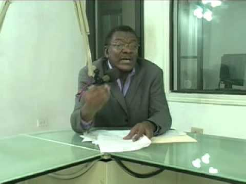 jacques sampeur radio tele antilles international  Affaire Conatel 93 3 FM  Editorial 1