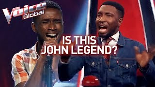 How this JOHN LEGEND SOUND-A-LIKE won The Voice | Winner's Journey #11