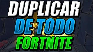 😱 NEW BUG to *DUPLICATE MATERIALS* TO SAVE THE WORLD 😍 - DUPLICATING IN FORTNITE (patched)