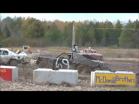 Bump And Run Racing Optimist Club 2017!! Looks Like A Mud Bog!!