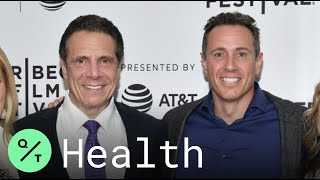 Cuomo Calls Coronavirus the 'Great Equalizer' After Brother Chris Cuomo Tests Positive