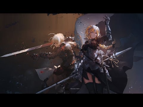 Fate/Apocrypha Ending Full『GARNiDELiA - Désir』(ENG SUB)