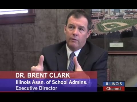 Dr Brent Clark, on Funding Illinois Schools, and the Future of Education