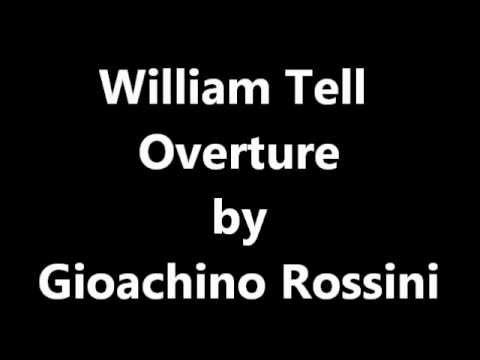 10 hour William Tell Overture (Lone Ranger anthem)