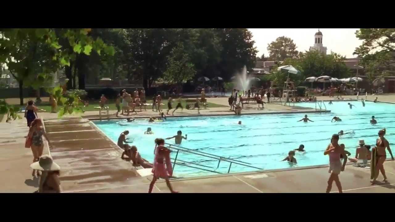 Little Children Pool Scene Hd Youtube
