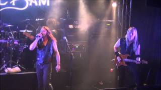 Flotsam And Jetsam - Dreams Of Death & She Took An Axe Live @ Sticky Fingers, Gothenburg 2015