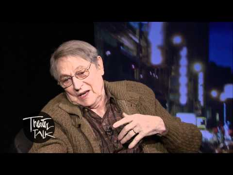 Theater Talk: John Cullum and critic/playwright Eric Bentley