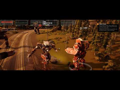 BATTLETECH game play preview |