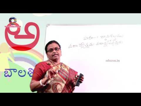 Telugu Vyakaranam(తెలుగు వ్యాకరణం)10th Class Telugu (2018) Most Famous