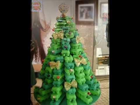 Arboles de navidad originales y diferentes floresdalia - Arbol de navidad diferente ...