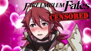 Lesbian Plot Censored In Fire Emblem Fates - Uncensored News